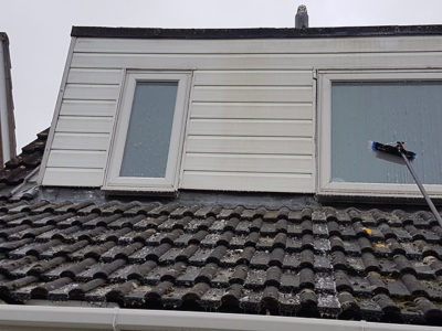 cladding cleaning Swindon