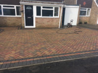 driveway cleaning Swindon