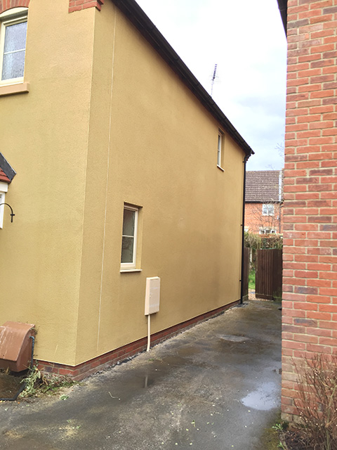 Render Cleaning - after photo