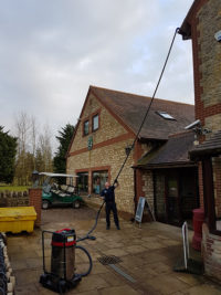 commercial window cleaning Swindon